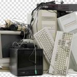 electronic-waste-computer-recycling-electronics-audio-cassette