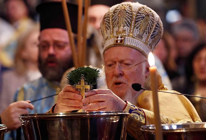 РПЦ не признает Томос об автокефалии для украинской церкви