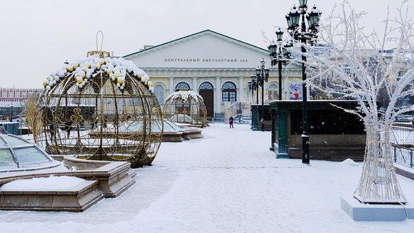 Погода на Рождество 2019 в Москве — Рождество для москвичей в 2019 году будет морозным