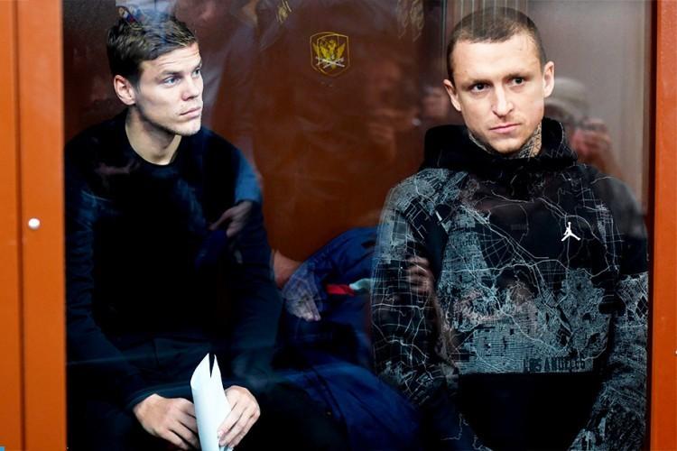 Кокорин и Мамаев: почему так долго ждут суда, где сейчас, посадят или выпустят, последние новости